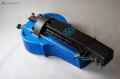 Royal blue MM Instrument Saphona hurdy gurdy